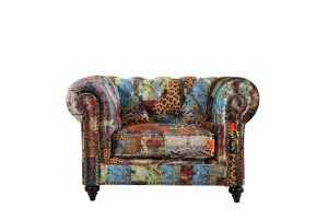 BT Mosman Chesterfield Arm Chair