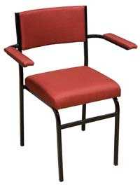 MA Client Arm Visitors Chair