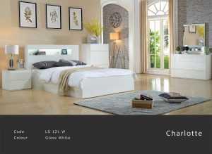 LS Charlotte Bedroom Suite
