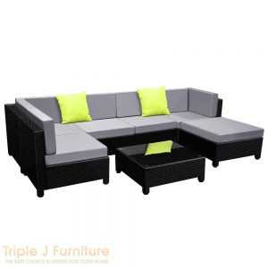 TJ Coogee Outdoor Lounge suite with Coffee Table