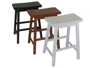 BT Saddle Stool 45cm