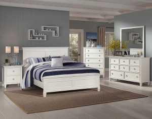 MO Tamarack 4 pce Bedroom Suite