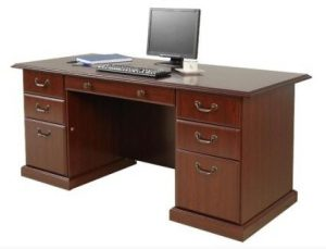 HL Dubbo Executive Desk