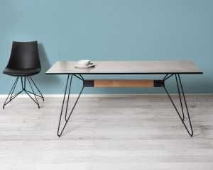 TU Duke Wire Dining Table