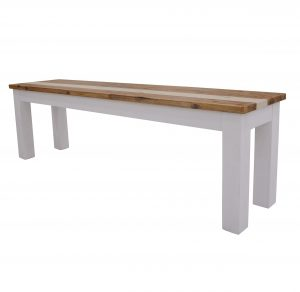 VI Denver Acacia Timber 150cm Bench Multi Colour Finish