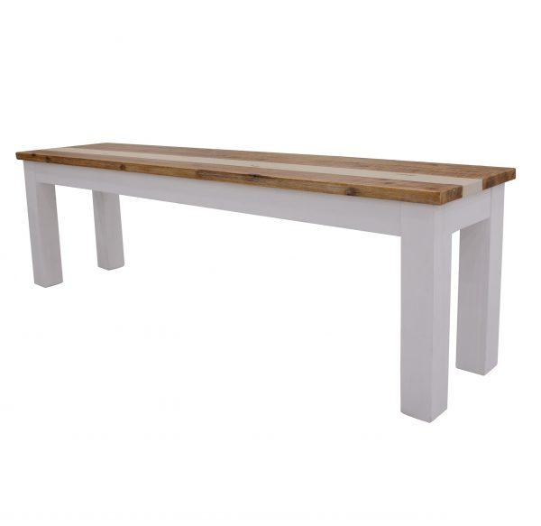 VI Denver Acacia Timber 150cm Bench Multi Colour Finish