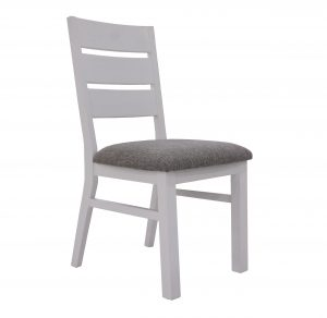 VI Denver Acacia Timber Dining Chair Multi Colour Finish