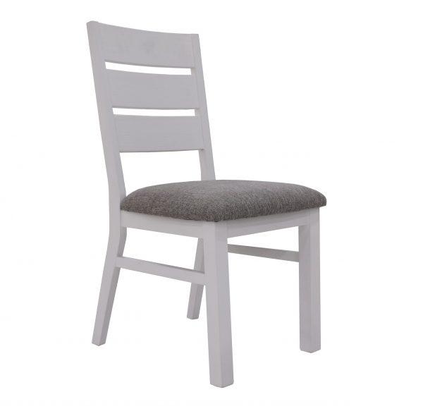 VI Denver Acacia Timber Dining Chair Multi Colour Finish