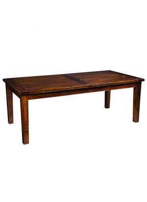 AF Banquet Double Extension Dining Table