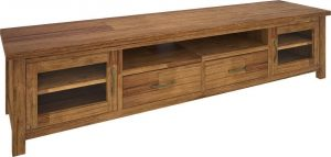 VI Tuscan Mountain Ash ETU 2 Doors 2 Drawers