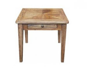 MF Parquetry Side Table