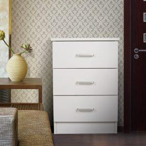 Redfern bedside White