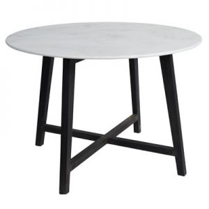 Sassionhome Attic Round Dining Table