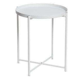 SH Alto Round Tray Lamp Table