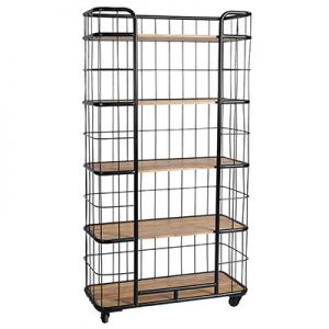 Sassionhome Mayfair Tall Bakers Rack