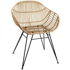 Sassionhome Palm Springs Safari Chair