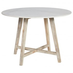 Sassionhome Irving 110cm Dining Table
