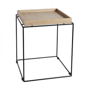 Sassionhome Grove Tray Side Table