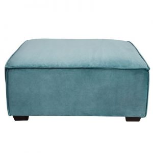Sassionhome Melrose Luxe Ottoman