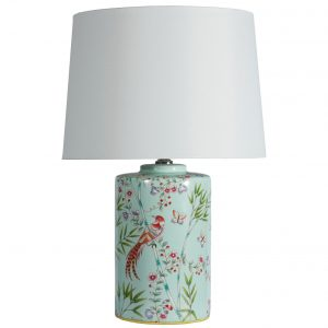 SH Claydon Lamp