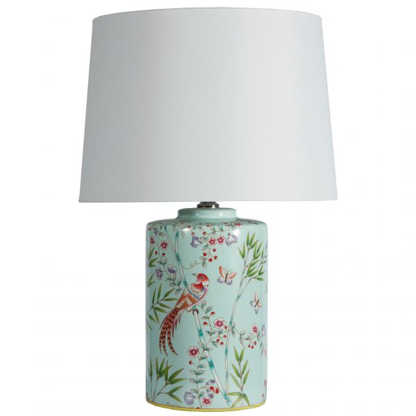 SH Claydon Lamp