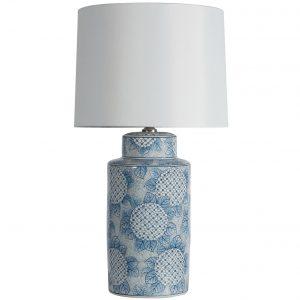 SH Hydrangea Lamp