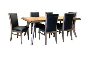 MD Baxter 2.1 Table - Ash