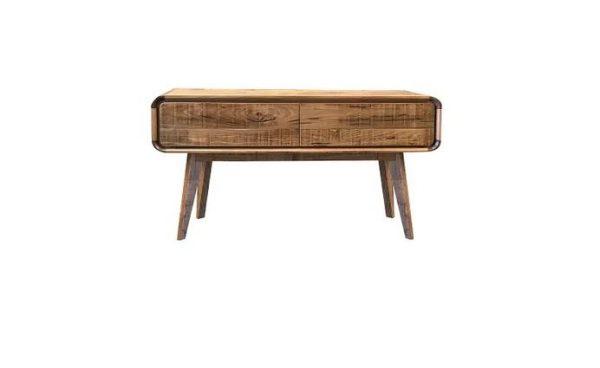 MD Baxter Sofa Table - Ash