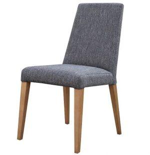 MD Colorado Fabric Chair - Midnight
