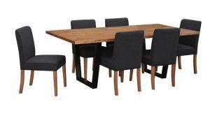 MD La Mont 2.4 Table + Legs - Clear