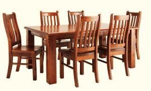 MD Windsor 1.8 Table + Legs - R/Sawn