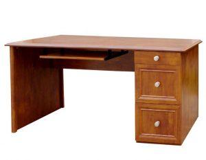 HL LOGAN Single Pedestal Desk