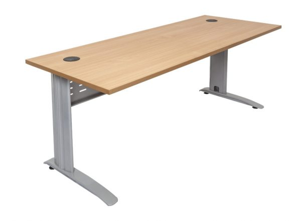 RL Rapid Span Desks – Beech Tops