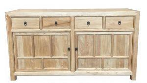 MF 2-Door 4-Drawer Sideboard