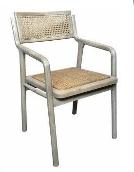 MF Grey Bahamas Armchair