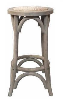 MF Grey Breakfast Stool