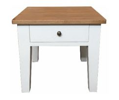 MF Lucia 1-Drawer Side Table