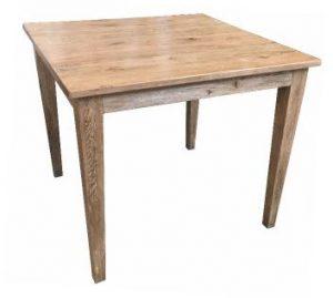 MF Oak Square Table