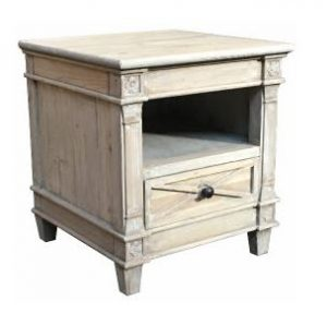 MF Provins 1-Drawer Side Table