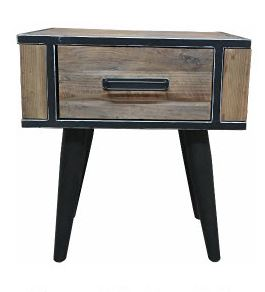 MF Rio 1-Drawer 2-Way Lamp Table