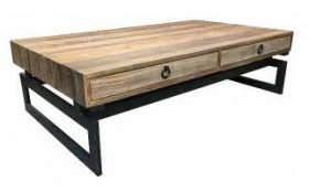 MF Torano 2-Drawer Coffee Table