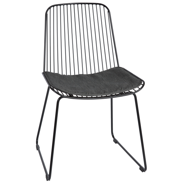 SH Alto Rebello Dining Chair Black