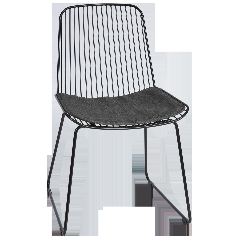 SH Alto Rebello Dining Chair Black
