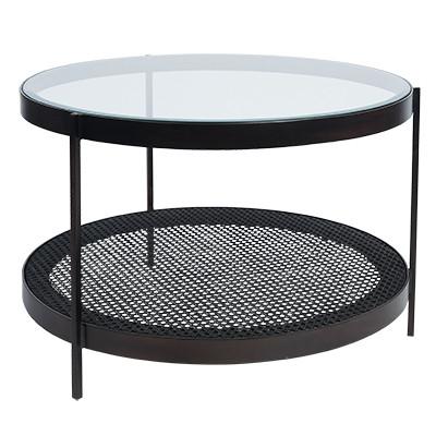 SH Flint Coffee Table Black