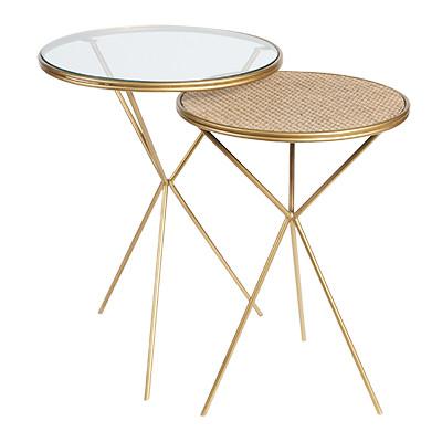SH Manhattan Nesting Tripod Tables